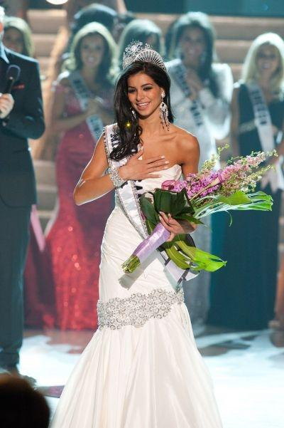 Rima Fakih, 'Miss USA'