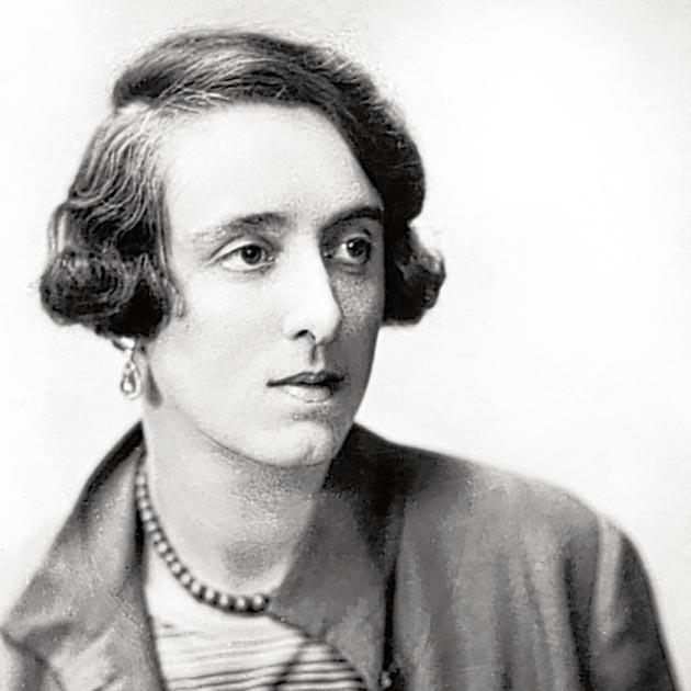 Vita Sackville-West, a poet rather than a poetess