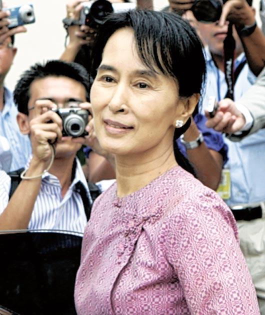 Aung San Suu Kyi's National League for Democracy party will boycott the polls