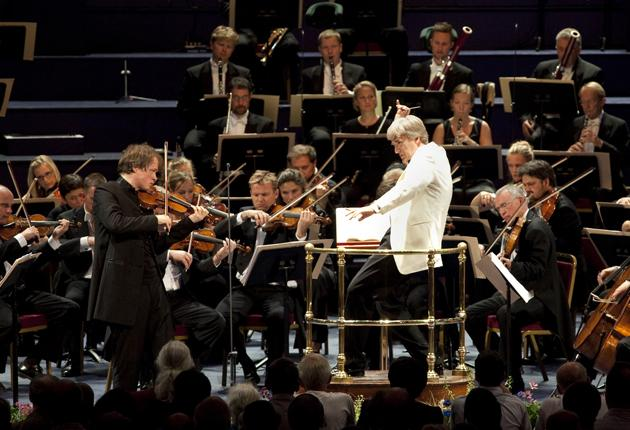 Inspired: the Danish National Symphony Orchestra