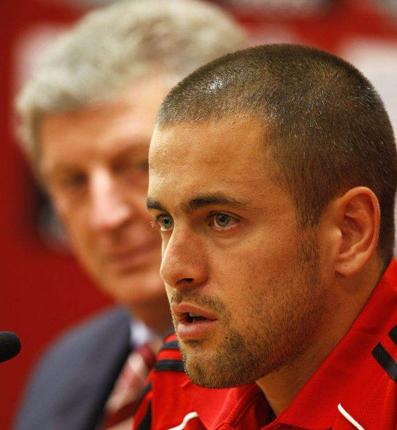 Roy Hodgson, Liverpool manager: 'I don't want to make a frivolous appeal but Joe Cole has an unblemished record - he has never been sent off before'