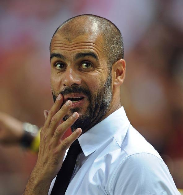 Guardiola was shocked to see his side lose 3-1