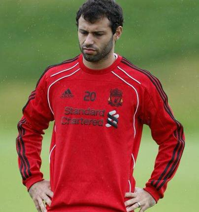 Javier Mascherano has made it clear he wants to leave Liverpool