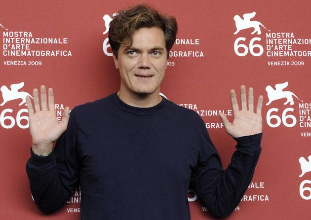 Michael Shannon at last year's Venice film festival