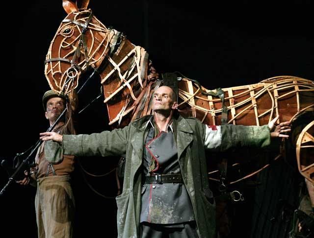 Stories of survival: Michael Morpurgo's 'War Horse' on stage