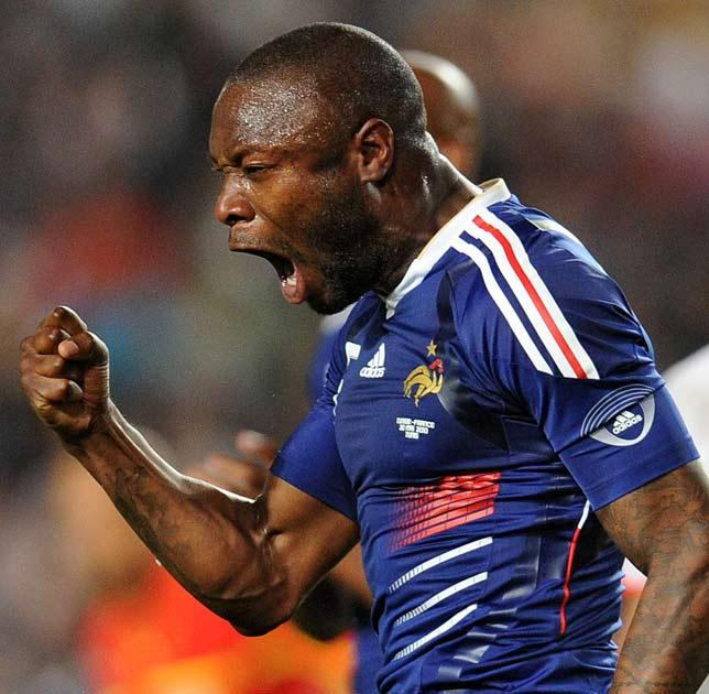 Gallas was allowed to leave by Arsenal
