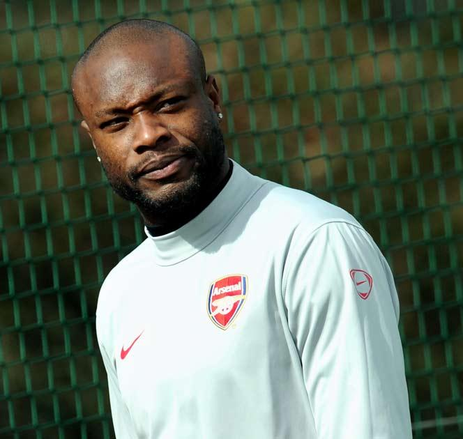 <b>William Gallas</b><br/> The French defender had a rocky ride at the Emirates after joining the club in 2006 from Chelsea. He notoriously broke down on the pitch as Arsenal's season capitulated against Birmingham in 2008. He was then stripped of the cap