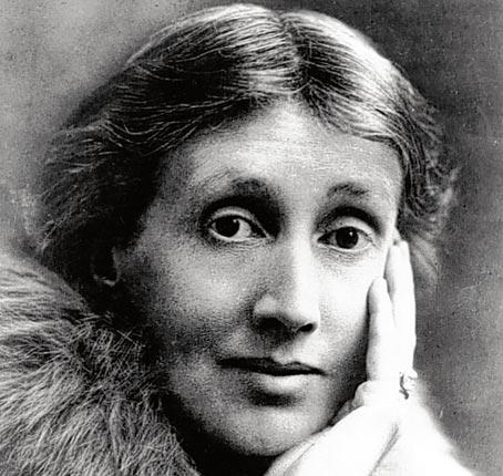 Radio 4 broadcast a fascinating interview with Virginia Woolf