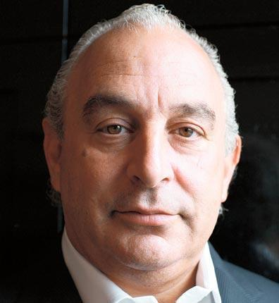 Sir Philip Green: 'I want to make my money as a retailer, not by putting people out of work.'