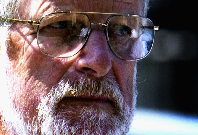Dr David Kelly, an expert in germ warfare, whose body was found in woods in Oxfordshire in 2003