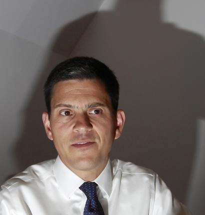 Rallying cry: 'Too many people had reasons not to vote Labour. We must address them all'  David Miliband said.