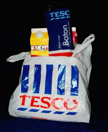New figures will show that the industry missed its target of halving the number of plastic bags used in 2006 for the second consecutive year