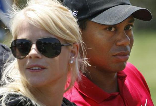 Tiger Woods announced in a statement yesterday he had finalised his divorce