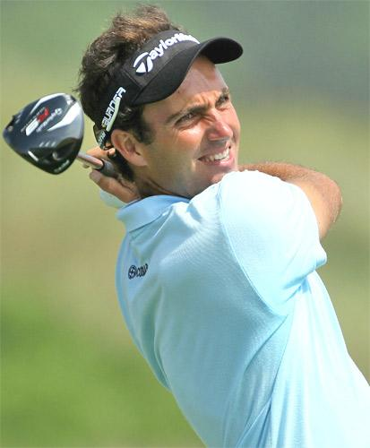 Edoardo Molinari has been in fine form but admits that established players such as Paul Casey and Padraig Harrington are favourites for Ryder Cup selection