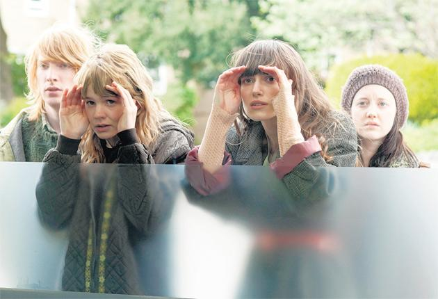 New chapter: Carey Mulligan and Keira Knightley in Never Let Me Go