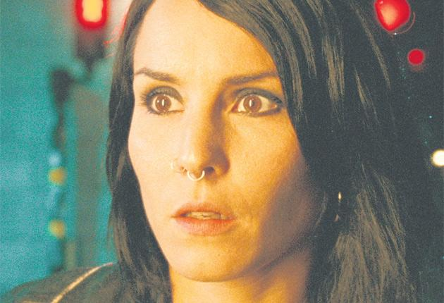 Ring leader: Noomi Rapace's Lisbeth, the avenging angel in The Girl Who Played with Fire