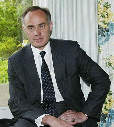 Crispin Blunt, the Tory MP and prisons minister