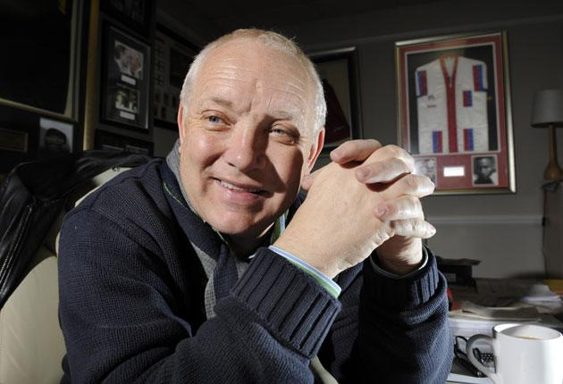 Boxing promoter, Frank Maloney, ran in the 2004 London mayoral elections