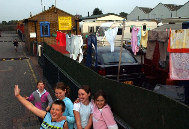 Travellers' sites are expanding across the country