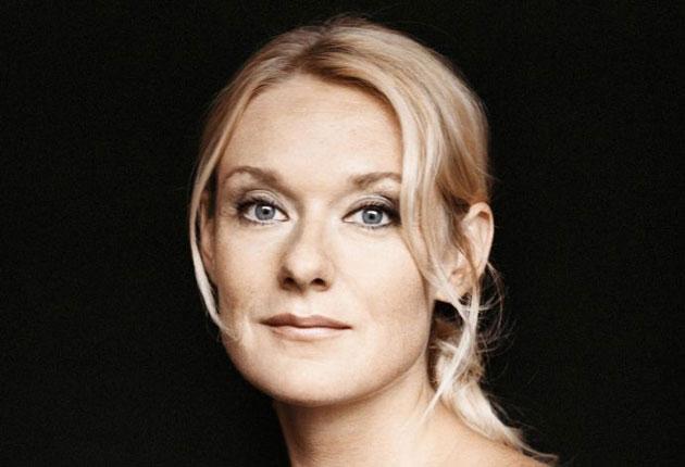 Movingly expressive: Magdalena Kozená