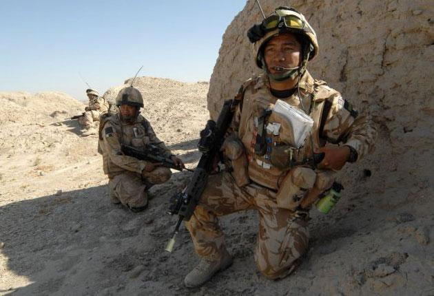 After gaining hard-won rights in the UK, the British Army Gurkha regiment faces the possibility of disbandment in a defence review