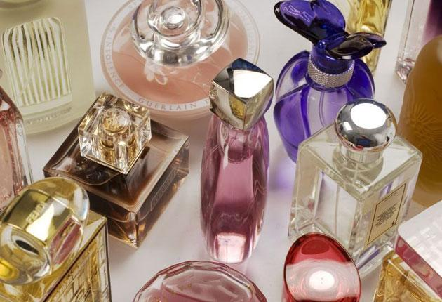 Grace notes: there are innumerable perfumes available, but few wearers ponder how they work