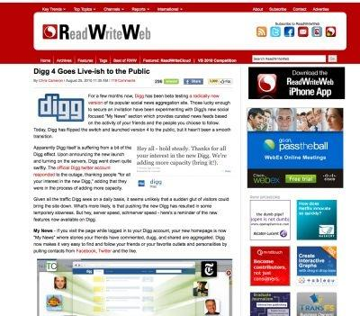 http://www.readwriteweb.com/archives/digg_4_goes_live-ish_to_the_public.php