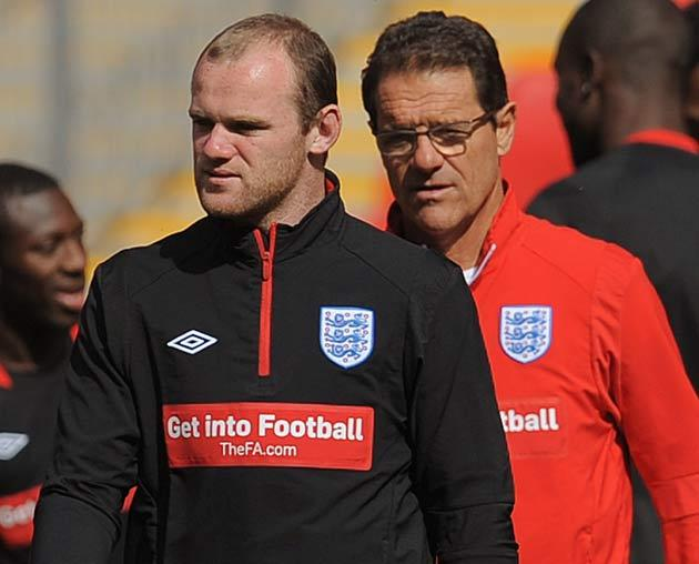 <b>KEY BATTLE: WAYNE ROONEY V ILIAN STOYANOV </b><br/> Rooney was a huge let-down during the summer showpiece and further sullied his reputation with a sneering rant aimed at England fans on live television. In club colours he has perked up somewhat with