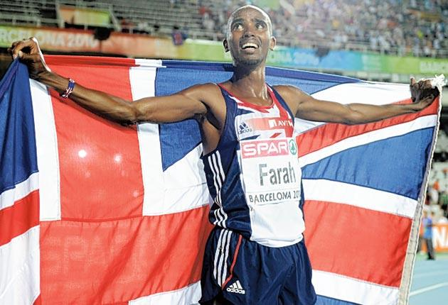 Mo Farah has withdrawn from the England team to recharge his batteries after this summer's heroics