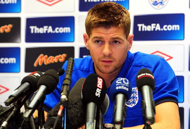 Steven Gerrard: how it feels to be assailed by troubles back home