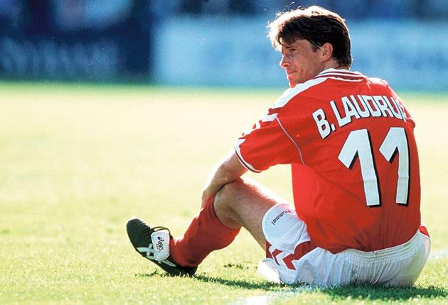 Brian Laudrup helped Denmark win the European Championship and played for Rangers and Chelsea
