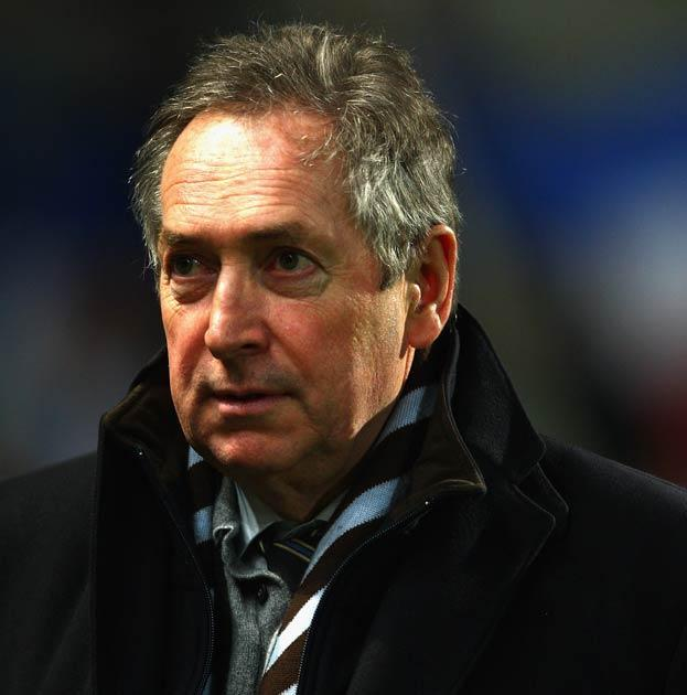 Houllier was finally appointed by Aston Villa last night