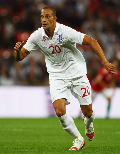 Zamora made his England debut last month