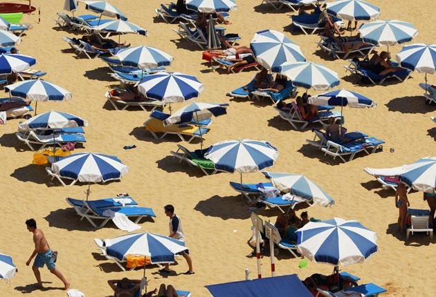 Brollies out: You'll pay less to head to the sun in September and October