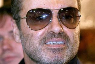George Michael admitted crashing his Range Rover while under the influence of cannabis