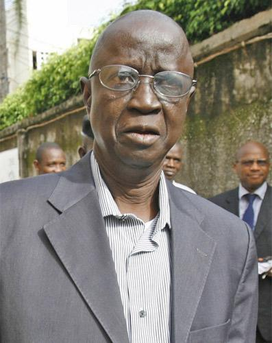 Cellou Dalein Diallo took the lead in the first round of voting, winning 44 per cent; nobody from his ethnic group has ever ruled Guinea