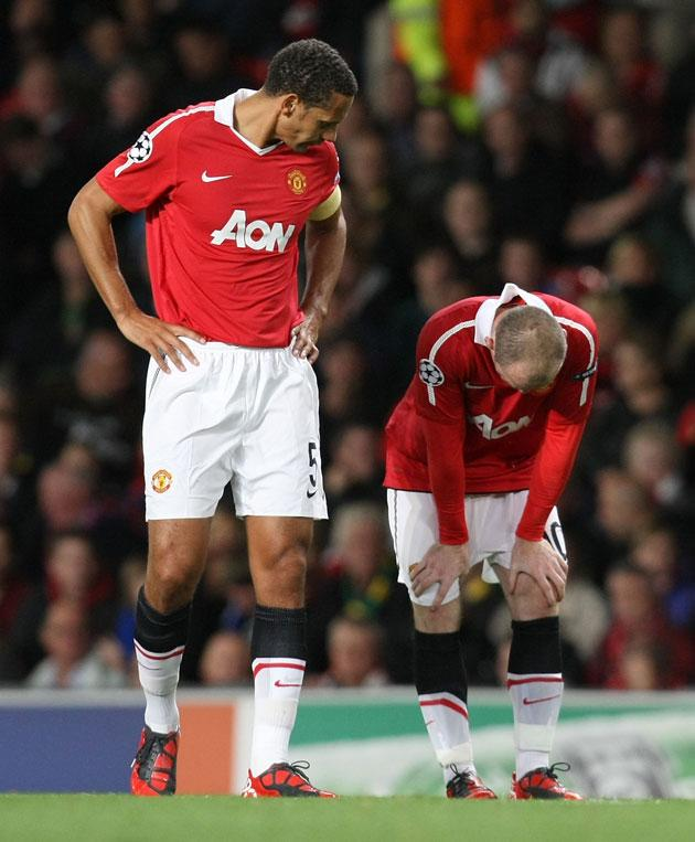 <b>Rio Ferdinand:</b><br/> Almost let in Miller early on but otherwise an impressive return 7