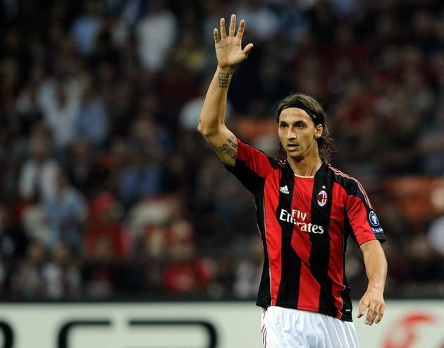 Ibrahimovic scored twice in midweek