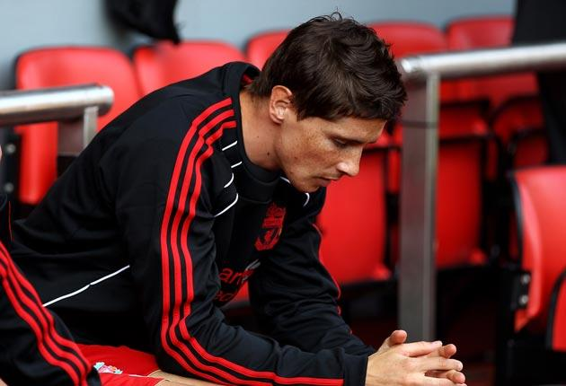 Torres has found the net just once in his last seven Reds' appearances and failed to score for Spain at the World Cup