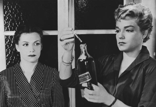 Femme fatale: French drama 'Les Diaboliques'