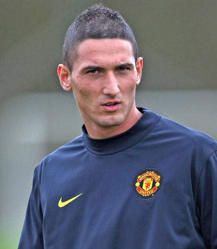 Federico Macheda will be given the chance to impress in the Carling Cup after playing a part in Dimitar Berbatov's winning goal against Liverpool