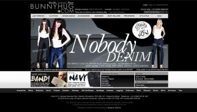 Bunny Hug is one of the sites to make a re-entry this week on Polyvore's top trends ranking.