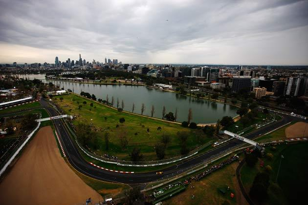 <b>Melbourne Grand Prix</b><br/> The Melbourne street circuit has played host to the Australian Grand Prix since 1996 using the roads that circle Albert Park Lake. The streets were re-laid for the inaugural event fourteen years ago therefore making it smo