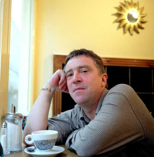 John McCarthy's dream trip is to travel the Silk Route from Europe towards Thailand