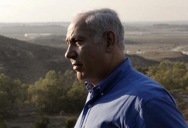 Benjamin Netanyahu called on settlers to 'show restraint'