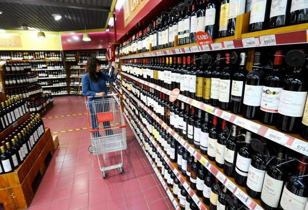Too much choice? The Carrefour supermarket group is making things easier for consumers who seem to be moving away from buying food and drink in bulk