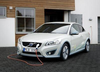 Volvo C30 - The car provided as part of the One Tonne Life project