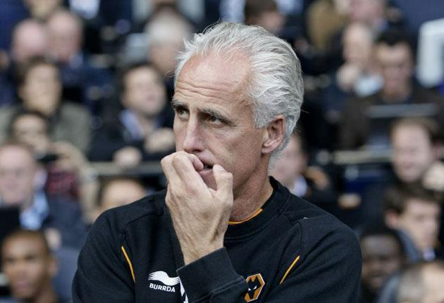 A nervous looking McCarthy is convinced his side will improve