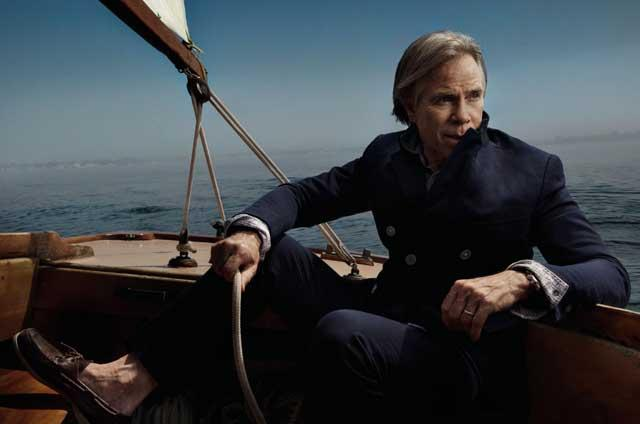 Hilfiger says: 'My first shop was successful at first, but then it went bankrupt because of bad decisions I made'