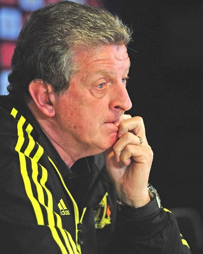 Roy Hodgson: 'It serves no purpose to bring up the two clubs' respective histories. They are irrelevant. It is Utrecht 2010 versus Liverpool 2010'